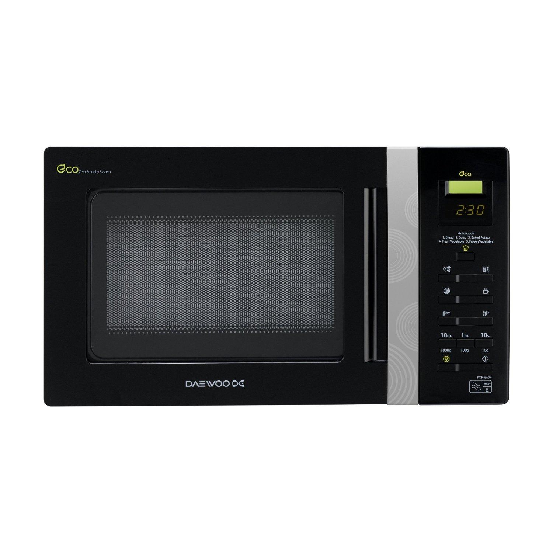 Daewoo KOR6AOR Digital Eco Microwave Review ...