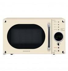 Daewoo KOR6N9RC Digital Microwave, Cream Review