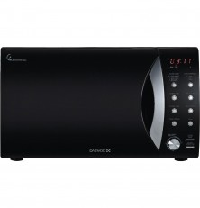 Daewoo KOR8A0R Solo Microwave Review (Black)