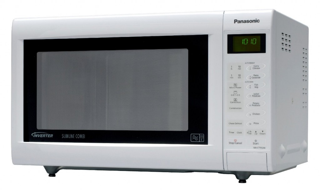 Panasonic Nn Ct552wbpq Combination Microwave Oven