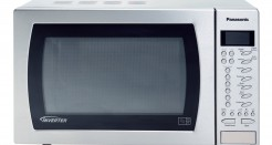Panasonic NN-ST479SBPQ Family Solo Microwave Oven (Stainless Steel) Review