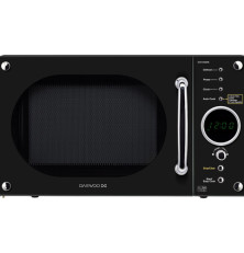 Daewoo KOR6N9RB 20L 800W Gloss Black Microwave Review