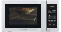 Daewoo KOR6L6BD 20L Duo-Plate Microwave Review (White)