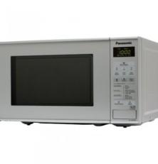 Panasonic NN-E281MMBPQ Compact 20L Microwave Review (Silver)