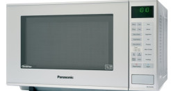 Panasonic NN-SF460M Flatbed Microwave Review