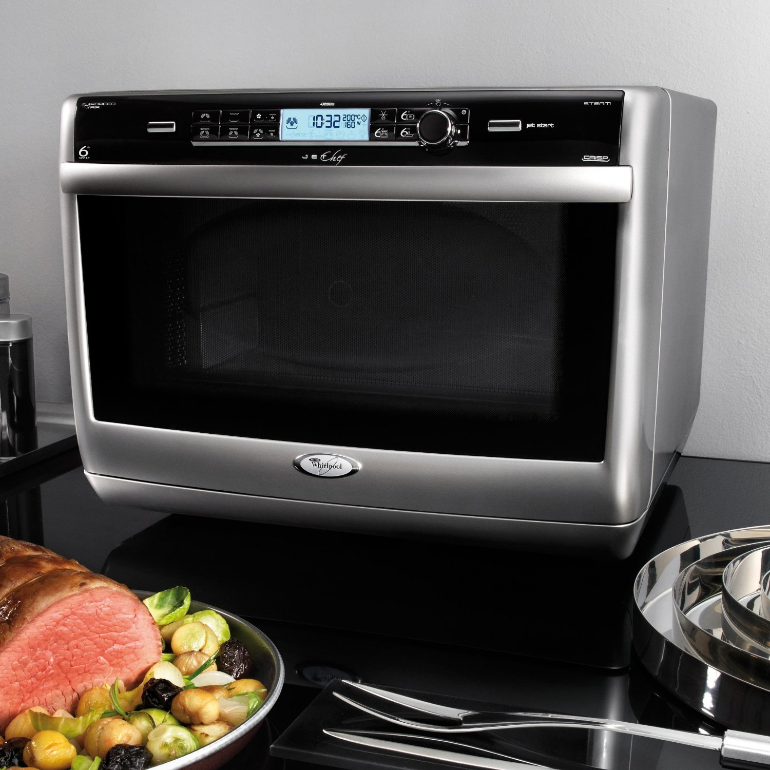 whirlpool jet chef 31l 1000w family microwave review microwave review. Black Bedroom Furniture Sets. Home Design Ideas