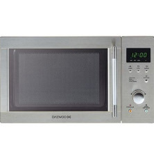 Daewoo KOR6N7RS 20L Stainless Steel Digital Microwave Review