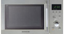 Daewoo KOR6N7RS 20L Stainless Steel Digital Microwave Review