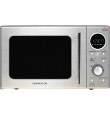 Daewoo KOG3000SL 20L Stainless Steel Microwave With Grill Review