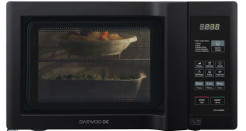 Daewoo KOR6L6BDBK Duo-Plate Black 20L Microwave Review