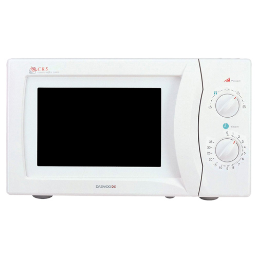 Daewoo Kor6n35s 20l Solo White Microwave Review Microwave Review
