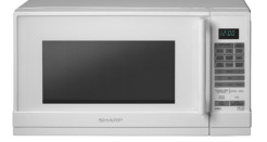 Sharp R658WM 20L Microwave with Quartz Grill
