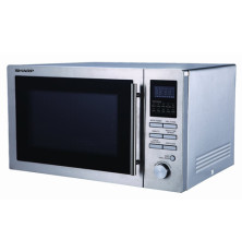 Sharp R82STMA Stainless Steel 25L Combination Microwave Review
