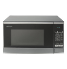 Sharp R270SLM Solo 20L Microwave Review (Silver)