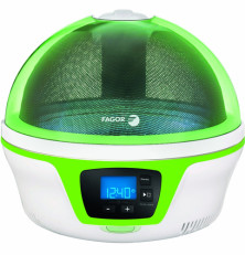Fagor SPOUT7GF Spoutnik 700W Green Microwave Review