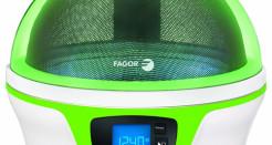 Fagor SPOUT7GF Spoutnik 700W Green Microwave Review