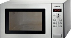 Bosch HMT84M451B Brushed Steel 25L Microwave Review