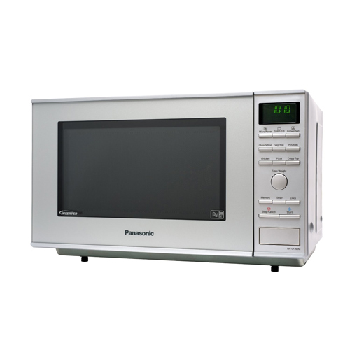 Panasonic Nn Cf760m Flatbed Combination Microwave