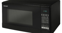 Sharp R270KM 20L Black Microwave Review