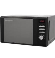 Russell Hobbs RHM2064MB Matt Black 800W Microwave Review