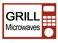 Grill microwaves can crisp and brown foods
