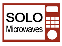 Solo microwaves are the most common type