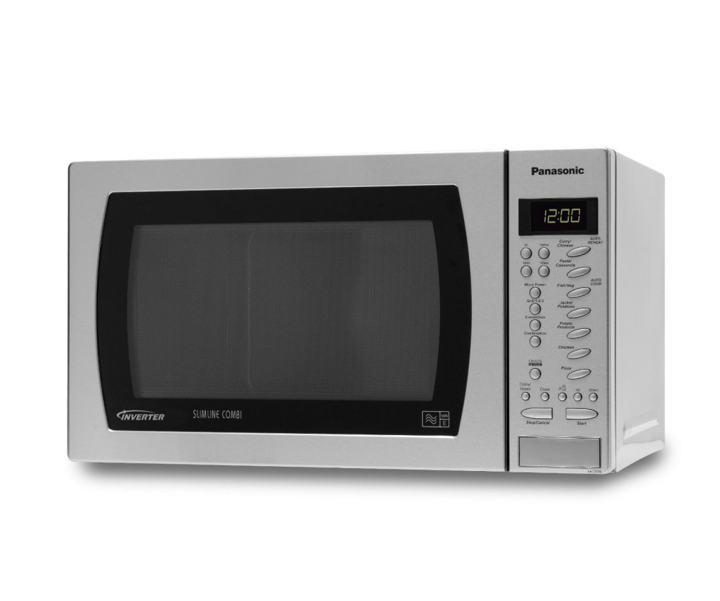 Panasonic NN-CT579S Slimline Combination Microwave Review