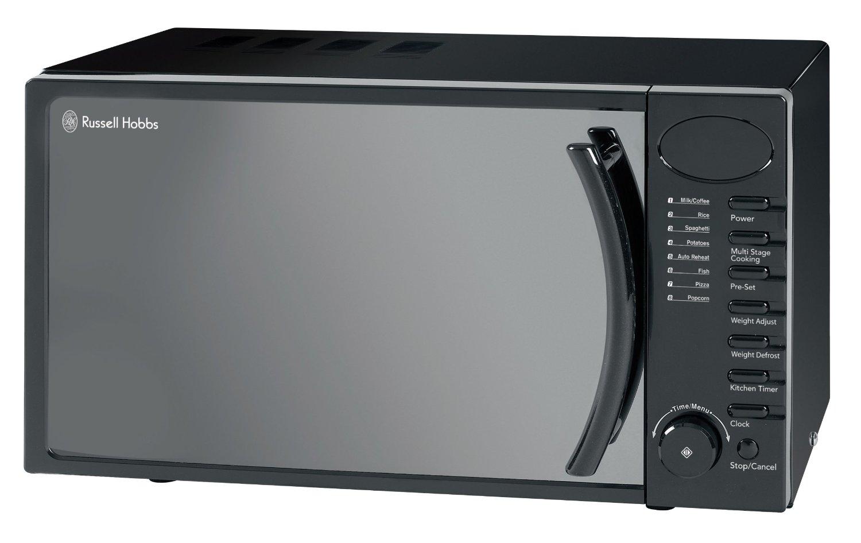 Russell Hobbs RHM1714B Black Microwave