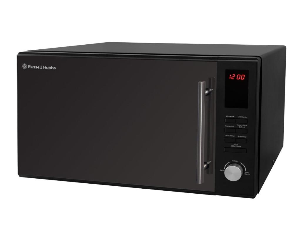 Russell Hobbs Rhm3003b 30l Black Combination Microwave