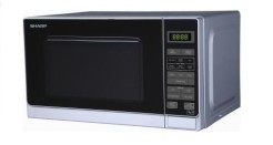 Sharp R272SLM Silver 800W Microwave Review