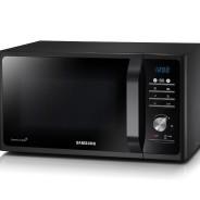 Samsung MG23F301TAK/EU 23L Black Microwave Grill Review