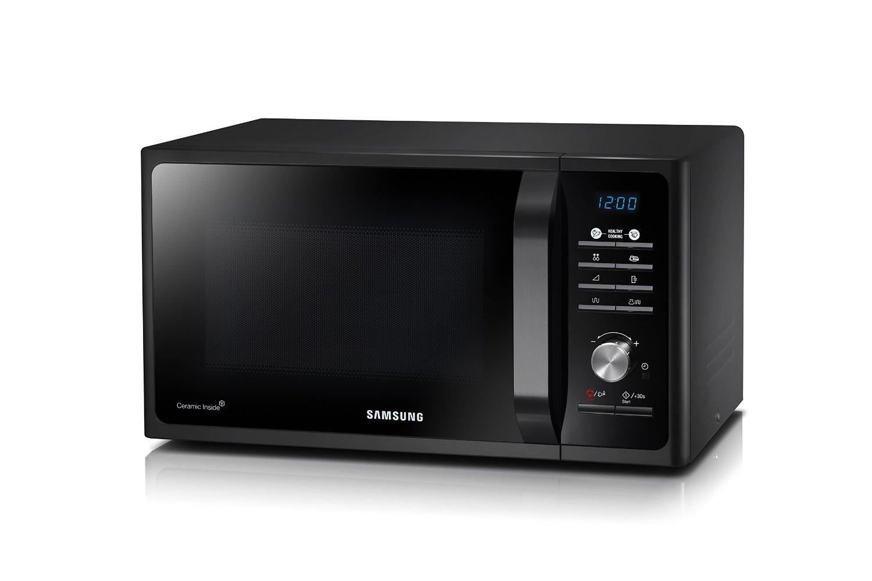 Samsung Mg23f301tak Eu 23l Black Microwave Grill Review