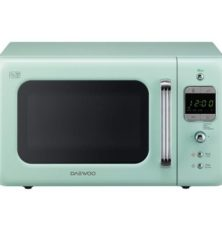 Daewoo KOR7LBKM Retro Mint Microwave Oven Review