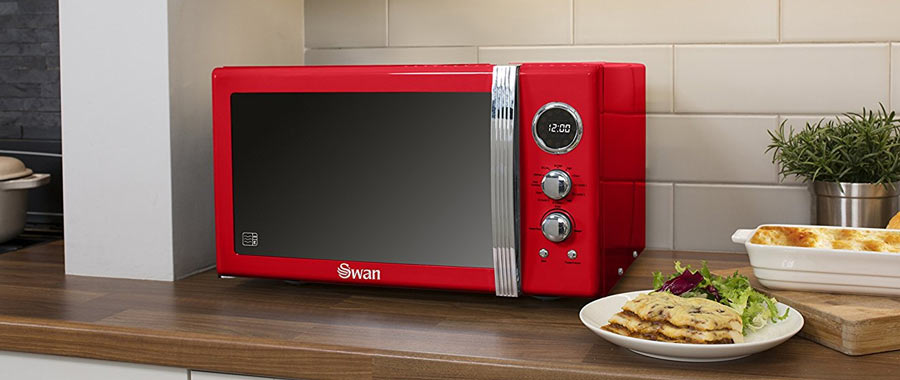 Best Red Microwaves Of 2017 Reviews Of The Uk S Top
