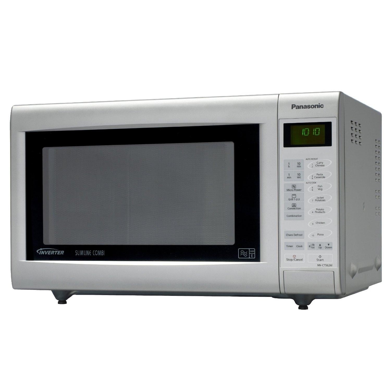 Panasonic Nn Ct562mbpq Combination Microwave Oven