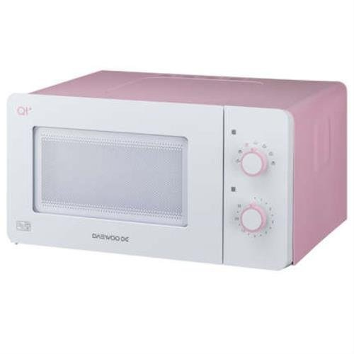 Daewoo Qt3 Compact Microwave Oven Pink Review